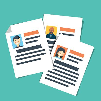 does not having a resume during an interview affect a